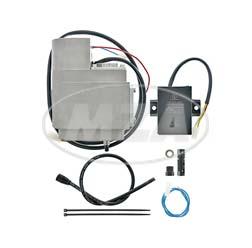 Lichtmagnetzündanlage, 12V 60W Lichtleistung - passend für alte Lucas-Lichtmagnetzünder MO1