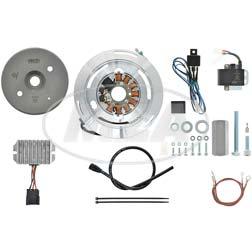 Lichtmagnetzündanlage 12V/ 180W - passend für Ardie B250, B251, B252, Victoria KR25, KR26, HM, Aero