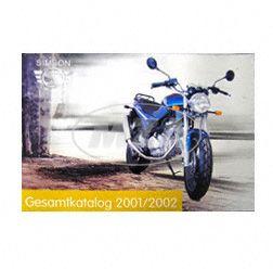 Fahrzeugkatalog SIMSON-Farbdruck (alt von Motorrad GmbH 2001/2002......Ausverkauf)