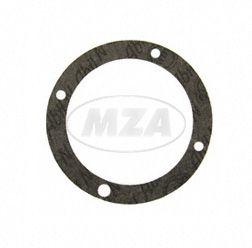Dichtung f. Motorgehäuse-Kurbelwelle ,  AWO 425T / 425S (Marke: PLASTANZA / Material ABIL)