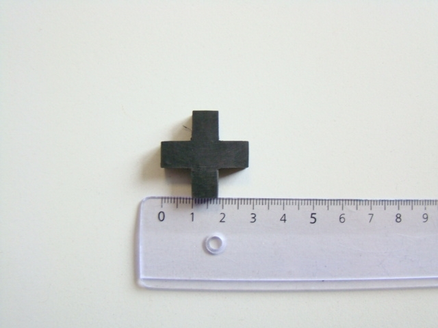 Rubber cross, fits AWO 425T, 425S