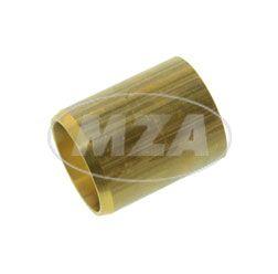 Lagerbuchse ( Messing ) - Bremsnocken - (verwendet werden 2 Stück je Nocken ) -  AWO 425T, 425S