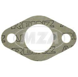 Dichtung zum Vergaserflansch (Isolierflansch) - 5 mm stark, ø 27 mm -  pass. für AWO 425S - Material: AFM 39