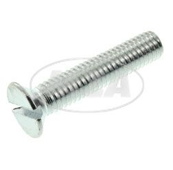 Countersunk-head screw M5x25-4.8-A4K  (DIN 63 - new DIN 963)