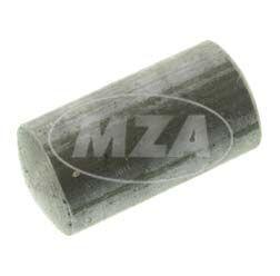 Zylinderstift 6x10-St  (DIN 7- m6)