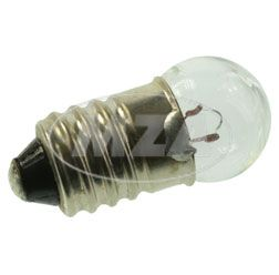 Ladekontrolllampe Kugellampe 11,5x24mm E10 6V 2,0W 330ma   AWO425