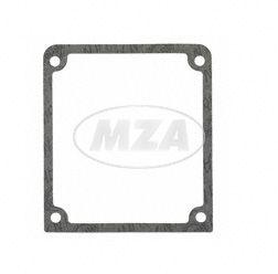 Deckeldichtung - oberer Deckel - Getriebegehäuse - EMW R35-3 (Marke: PLASTANZA /  Material ABIL )