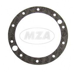 Kardangehäusedichtung - Deckel Hinterradantrieb - EMW R35-3 (Marke: PLASTANZA / Material ABIL)