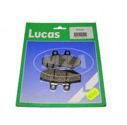 Bremsklotz vorn (Paar) - Lucas MCB629