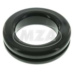 Pasacables - negro - 20x26x32-2 (d1xd2xD-b) - suave-PVC