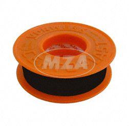 Isolierband Certoplast (PVC) schwarz 10m x 15mm