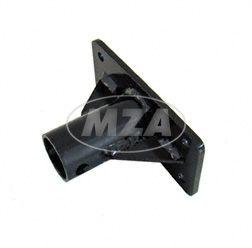 Klemmstück für Rohrlenker ø22mm - schwarz grundiert - SR4-2, SR4-3, SR4-4, KR51-Typen - wird für Umbau Lenker benötigt