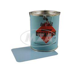 Lackfarbe Leifalit (Premium) Gletscherblau 1l.