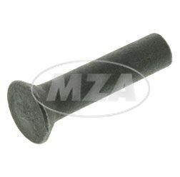 Senkniet 5x22 - St  (DIN 661)