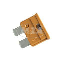 FKS-Sicherungseinsatz 32V/5A hellbraun - KFZ-Flachstecksicherung (ISO 8820-3)