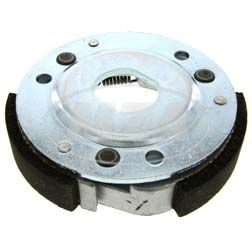 Clutch complete centrifugal clutch SRA scooter Automatic