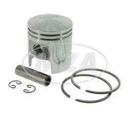 Piston complete Morini 50cc  basic dimension 41mm