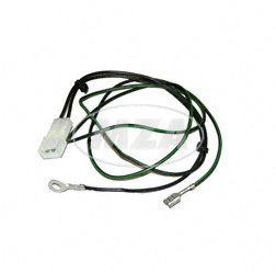Cable intermitentes, delantera a la derecha