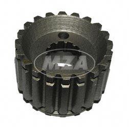 Mitnehmer f.Tellerfederkupplung (neue Ausführung) siehe Bestell-Nr. 14451-00S - KR51/1, SR4-2, SR4-3, SR4-4, S50 - Simson Motor M53 und M54