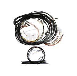 Kabelbaumset Duo 4-1 - für VAPE-Zündanlage - inkl. farbigen elektrischen Schaltplan