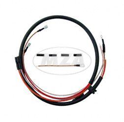 Kabelsatz - für Grundplatte Schwunglichtprimärzünder - Unterbrecherzündung - SR50, SR80