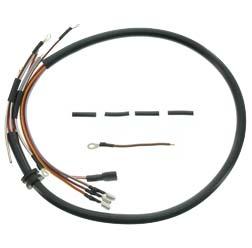 Kabelsatz - für Grundplatte Schwunglichtprimärzünder - Unterbrecherzündung - S51