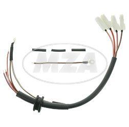 Kabelsatz - für Grundplatte Schwunglichtprimärzünder - Unterbrecherzündung - SR4-3, SR4-4