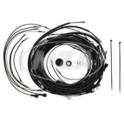 Kabelbaumset SR50CE, SR80CE - inkl. Schaltplan - 12V-Elektronik - Kabelquerschnitt 0.5 mm²