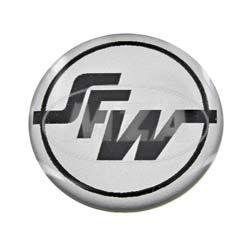 Klebefolie SFW - Ø28 mm - speziell für Bremssattel 11047 passend!