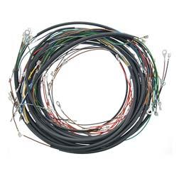 Arnés de cables hasta año de const. 89 estándar - con tacómetro