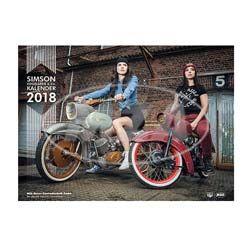 SIMSON Vogelserie & Co. Kalender 2018 - Eine Reise durch Deutschland