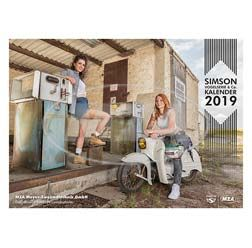 SIMSON birdseries & Co calendar 2019
