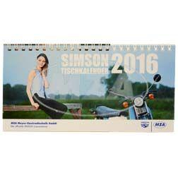 SIMSON-Tischkalender 2016 - Vogelserie und mehr! Hochwertiger und aufwändiger Farbdruck, dekorativer Tischaufsteller