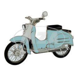 PIN SIMSON  KR50 Bj 1958-1964