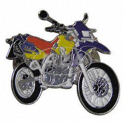 PIN Motorrad Baghira