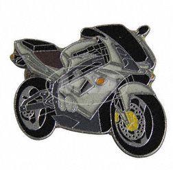 PIN Motorrad 1000S - 2002er-Version, silber