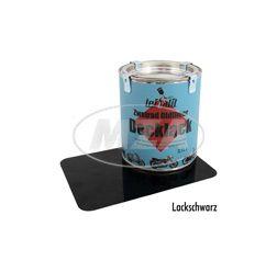 Lackfarbe Leifalit (Premium) schwarz glänzend 0,5l