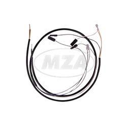 Kabelbaum für Schalterkombination - 12Volt - ohne Lichthupe - Enduro Lenker