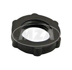 Écrou en plastique M16 pour fixation du compteur de vitesse, fixation de la bride de fixation, pour MZ