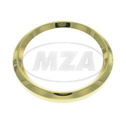Tachoring GOLD für Ø48mm-Tachometer - z.B. für Simson S50, Schwalbe KR51, SR4-2, SR4-3, SR4-4
