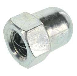 Hutmutter FG 9,5 - nur für MZA-Anhängerlaufrad, zur Nabe - 15 mm Schlüsselweite