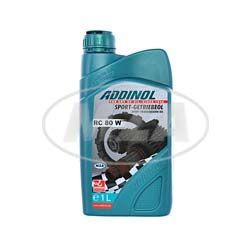 ADDINOL RC 80 W, Sport-Getriebeöl, mineralisch, 1 L Dose
