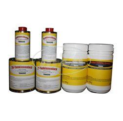 SET Tankversiegelung 6-teilig für Tanks bis 80 Liter - inkl. Gebrauchsanweisung