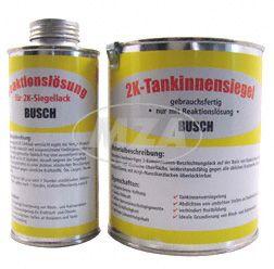 Set 2K-Tankinnenlack (1x Tankinnenlack 540g + 1x Reaktionslösung 135g)