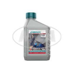 ADDINOL GL80W, Getriebeöl API GL 3, mineralisch, MZA-Sammler-Edition, Motiv: KR50, blau - 0,6 L Dose