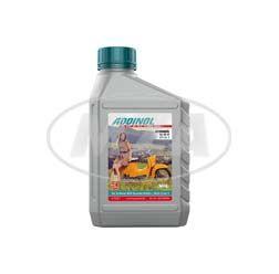 ADDINOL GL80W, Getriebeöl API GL 3, mineralisch, MZA-Sammler-Edition, Motiv: KR51/2, saharabraun - 0,6 L Dose