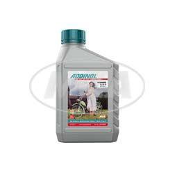 ADDINOL GL80W, Getriebeöl API GL 3, mineralisch, MZA-Sammler-Edition, Motiv: SR1, lindgrün - 0,6 L Dose