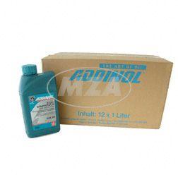 1 Karton ADDINOL Stoßdämpferöl B, SAE 5W, mineralisch,  12x1L Dose (Bestellmenge 1 = VPE 12L) (11 Liter bezahlen, 1 Liter GRATIS)