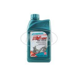 ADDINOL  4T Pole Position 10W-40, Motorenöl, synthetisch, übertrifft Spezifikation JASO MA-2, 1 Liter Dose