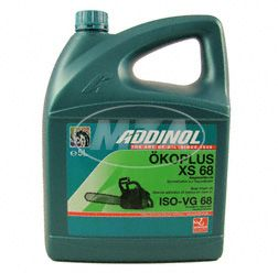 ADDINOL Kettensägenöl (Schneidschwert) ökoplus XS68, biologisch abbaubar, 5L Kanister